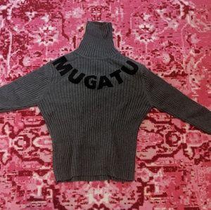 'Zoolander' Mugatu sweater - Halloween costume
